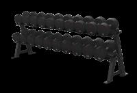 Varsity Series 2-tier Dumbbell Rack VY-D70