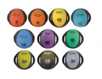 Dual Grip Power Medicine Balls