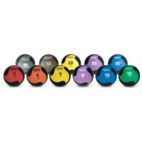 Elite Deluxe Low Bounce Medicine Ball
