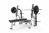 Magnum Series Olympic Flat Bench MG-A78