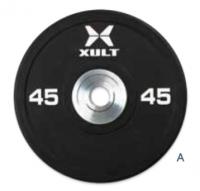 XULT Urethane Bumper Plate