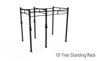 X Rack Free Standing 4FT - 10 FT