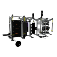5-Module Functional 2-Sided Center - X2 Package
