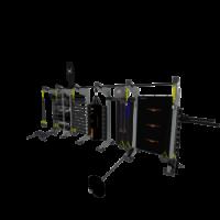 5-Module Functional Wall - X1 Package